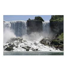 Bridal Veil Falls Postcards (Package of 8)