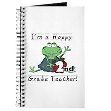 Hoppy 2nd Grade Teacher Journal