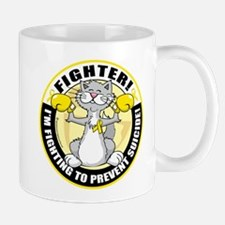 Suicide Cat Fighter Mug