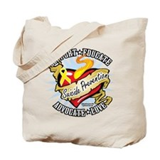 Suicide Prevention Classic He Tote Bag