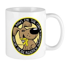 Paws for the Cure Suicide Pre Mug