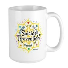 Suicide Prevention Lotus Mug