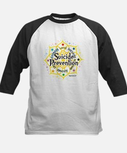 Suicide Prevention Lotus Tee