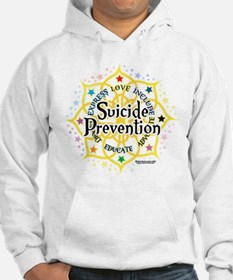 Suicide Prevention Lotus Hoodie