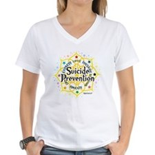 Suicide Prevention Lotus Shirt