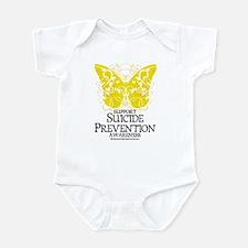 Suicide Prevention Butterfly Infant Bodysuit