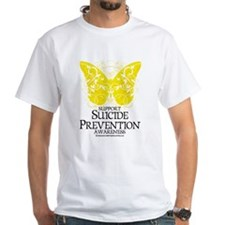 Suicide Prevention Butterfly Shirt