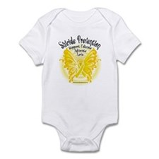 Suicide Prevention Butterfly Infant Bodysuit