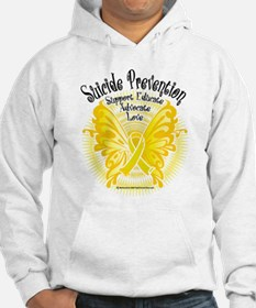 Suicide Prevention Butterfly Hoodie