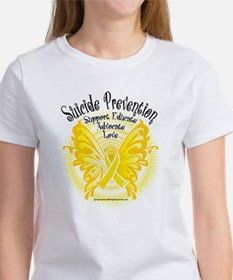 Suicide Prevention Butterfly Tee