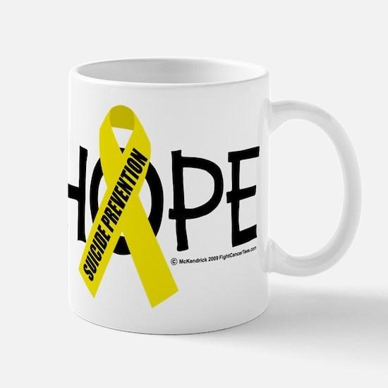 Suicide Prevention Hope Mug