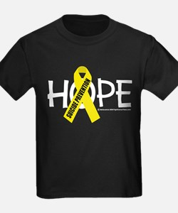 Suicide Prevention Hope T