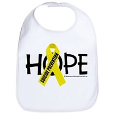 Suicide Prevention Hope Bib