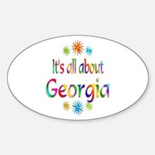 Georgia Decal