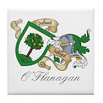 O'Flanagan Sept Tile Coaster