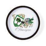 O'Flanagan Sept Wall Clock