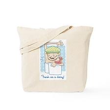 Tote Bag: Fresh As A Daisy