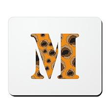 The Letter 'M' Mousepad