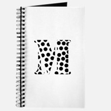 The Letter 'M' Journal
