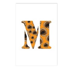 The Letter 'M' Postcards (Package of 8)