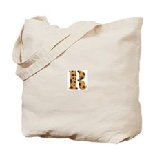 The Letter 'R' Tote Bag