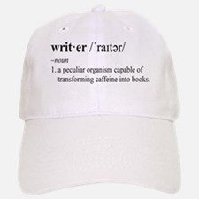 WRITER Baseball Baseball Cap