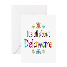 Delaware Greeting Card