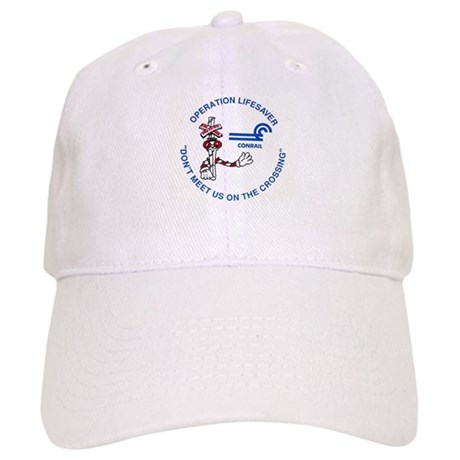 Conrail Safety Cap