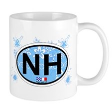 Nags Head NC - Oval Design Mug