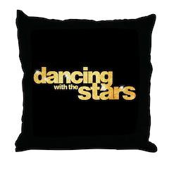 DWTS Logo Throw Pillow