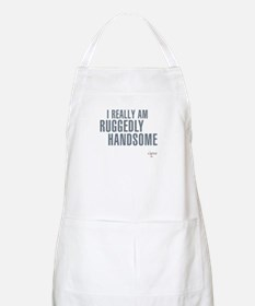 Ruggedly Handsome Apron