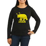 Beer Women's Long Sleeve Dark T-Shirt