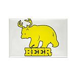 Beer Rectangle Magnet (10 pack)