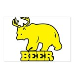 Beer Postcards (Package of 8)