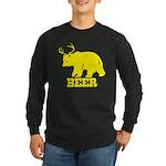 Beer Long Sleeve Dark T-Shirt