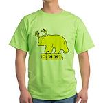 Beer Green T-Shirt
