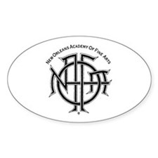 noafa logo Decal