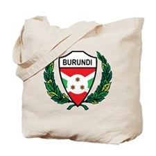 Stylish Burundi Tote Bag