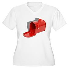 Mailbox Open T-Shirt