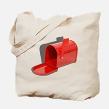 Mailbox Open Tote Bag
