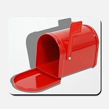 Mailbox Open Mousepad