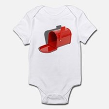 Mailbox Open Infant Bodysuit