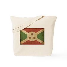 Vintage Burundi Tote Bag
