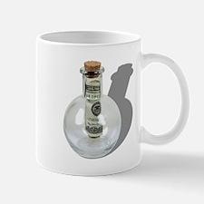 Note In Bottle Mug