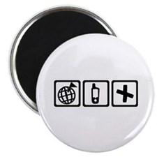 "Geocaching 2.25"" Magnet (10 pack)"