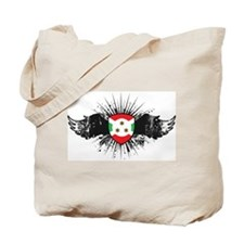 Burundi Tote Bag