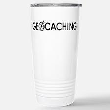 Geocaching Travel Mug