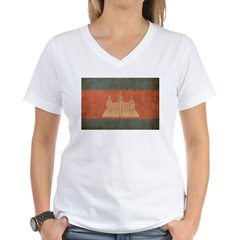 Vintage Cambodia Shirt