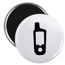 "GPS - Mobile Phone 2.25"" Magnet (100 pack)"