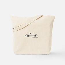 Alfa Romeo Spider Duetto Tote Bag